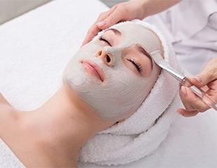 Миндальный пилинг, механическая и ультразвуковая чистка лица, альгинатная водорослевая маска в салоне красоты Le Grand от врача-косметолога Анны со скидкой до 70%!