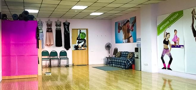 Dance Room, 3