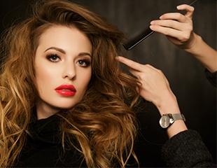 Стрижка, окрашивание, прически и другие услуги по уходу за волосами от салона красоты «Медея» со скидкой до 61%!