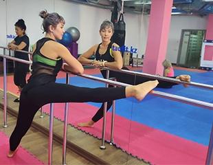 1, 2, 3 месяца занятий пилатесом для женщин от фитнес-студии «Фиеста» со скидкой до 60%!