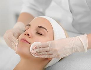Комплексная чистка лица по типу кожи от салона красоты «Колибри» со скидкой 67%!