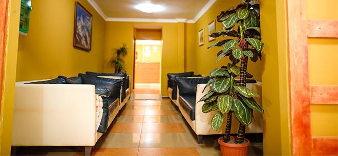 Гостиница «Almaty Tranzit №1», 9