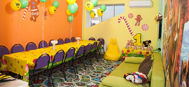 Kids party, 6