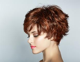 Стрижки, укладки, окрашивание волос и прокол ушей в салоне красоты Багира со скидкой до 80%!