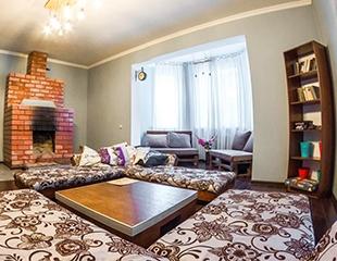 Посети «жемчужину» Казахстана! Проживание в гостевом коттедже Palletto в поселке Боровое со скидкой до 62%!