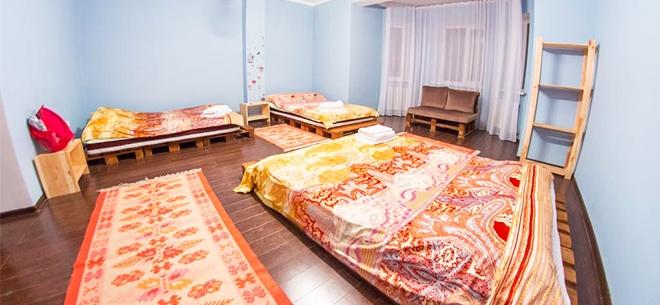 Гостевой дом Palletto в поселке Боровое, 2