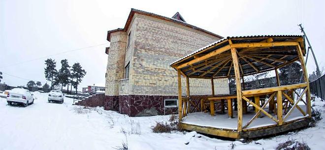Гостевой дом Palletto в поселке Боровое, 8