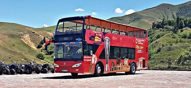 Экскурсионный автобус RedBus, 1