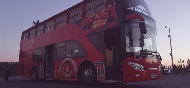 Экскурсионный автобус RedBus, 4