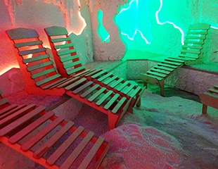 Профилактика и лечение ринита, бронхита и аллергии! Посещение соляной пещеры в медицинском центре «Ел-Мед» со скидкой 50% для взрослых и детей!