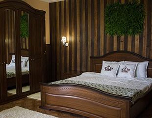 Проживание в коттедже и номерах со скидкой 50% в гостиничном комплексе Family Resort!