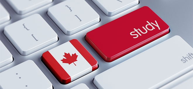 «Обучение в Канаде», 1