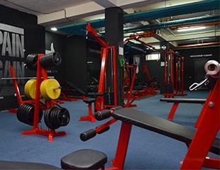 Только в честь открытия! Безлимитные абонементы на 1, 6 и 12 месяцев в новый фитнес-клуб Bakisan Gym со скидкой 50%!