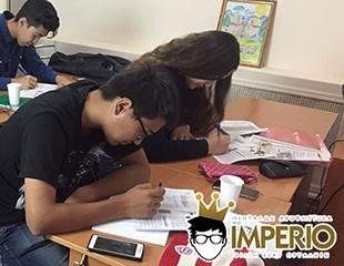Английский язык и ментальная арифметика для детей в «Империо» со скидкой до 62%!