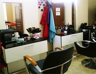 Стрижки, укладки, различные виды окрашивания волос от мастера Арайлым в салоне «Айару» со скидкой до 70%!
