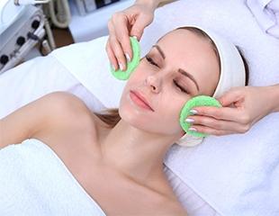 Сохраняем красоту и молодость кожи! Услуги косметолога Айнур в салоне L Office со скидкой до 84%!