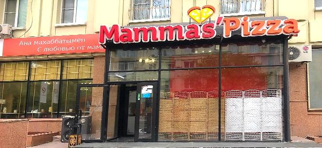 Mamma's Pizza , 8