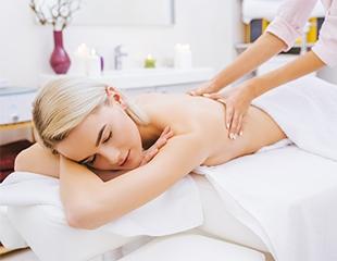 Массаж для души и тела! Классический, тонизирующий, цигун и другие виды массажа в AKMERAL со скидкой до 83%!