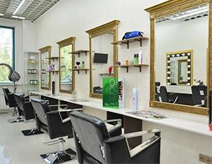 Ваши волосы — Ваша гордость! Стрижки и укладки, прикорневой объем, различные виды окрашивания и кератиновое лечение волос в студии красоты Huda and beauty со скидкой до 65%!