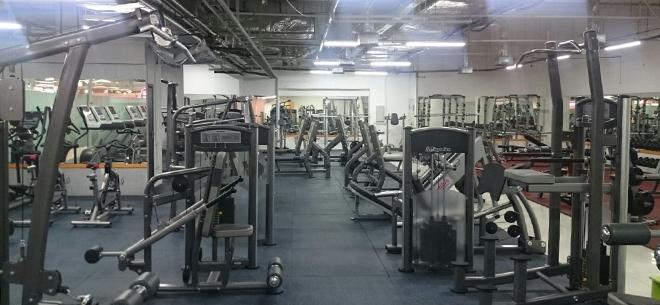 Сеть фитнес-клубов Nautilus, 2