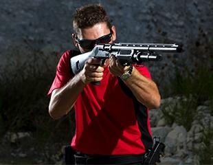 Отточи мастерство стрельбы! Большой выбор страйкбольного оружия в стрелковом клубе «Спецназ» со скидкой до 42%!