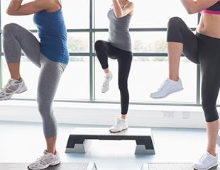 Step interval, Tabata, Step Latina, Body combat, Perfect body в комплексе Mix фитнес в студии Step Up со скидкой до 61%!