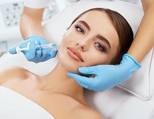 Новая сила красоты! Контурная пластика, биоревитализация, мезотерапия кожи лица от врача-косметолога Коровиной Елены в клинике ТауСункар со скидкой до 62%!