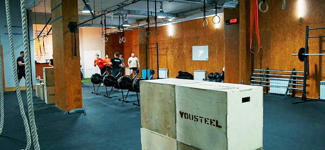 CrossFit First, 6