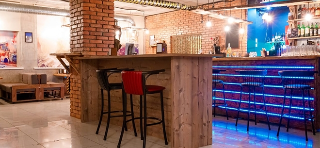 Territory bar, 2
