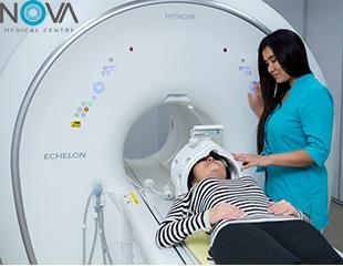 С заботой о Вашем здоровье! МРТ + распечатанный снимок + заключение врача и запись на диск в NOVA Medical Centre со скидкой до 42%!