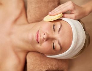 Красота Вашей кожи! Чистка лица, пилинг, визаж и коррекция бровей в салоне красоты «Марьям» со скидкой до 64%!