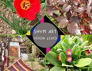 Проживание в первом АРТ-хостеле Шымкента — ShymArt Guest House! От 1 до 10 суток со скидкой 50%!