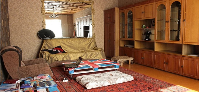 ShymArt Guest House в Шымкенте, 7
