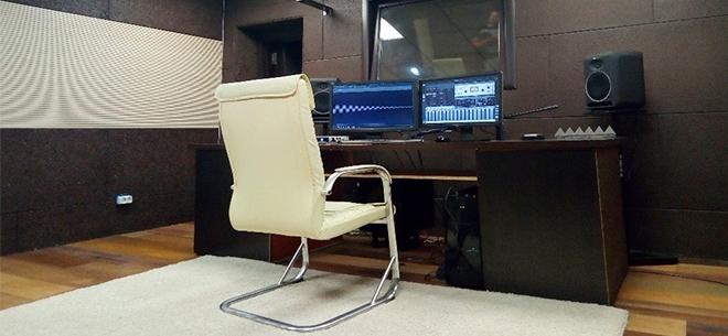 Студия звукозаписи DK production, 1