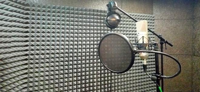 Студия звукозаписи DK production, 2