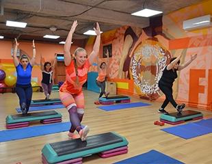 Стройное и изящное тело! Групповые программы: йога и body sculpt в студии Yoga Fit со скидкой до 55%!