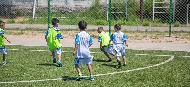 Школа «Фабрика футбола» , 3