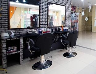 Barber-стрижки, моделирование бороды и усов, стрижка «Отец и сын» в Dogan Hair Studio со скидкой до 62%!