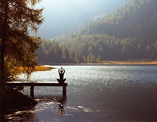 Зарядитесь позитивной энергией! Медитативная тур-практика на озере Иссык 20 октября со скидкой 30%!