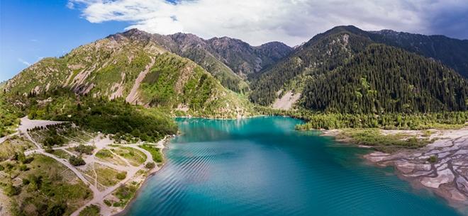 Озеро Иссык, 2