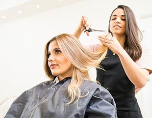 Женские стрижки и уход за волосами в салоне красоты G&G со скидкой до 72%!