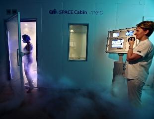 Волшебная сила холода!  Посещение криокамеры в  лечебно-оздоровительном центре «Биоритм» со скидкой до 70%!
