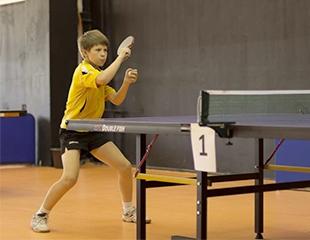 Обучение от профи! Абонемент на обучение настольному теннису 1, 2 месяца со скидкой 50% в теннисном клубе Didasport!