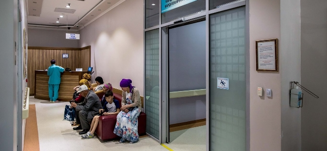 Almaty Sema Hospital, 4