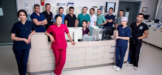 Almaty Sema Hospital, 5