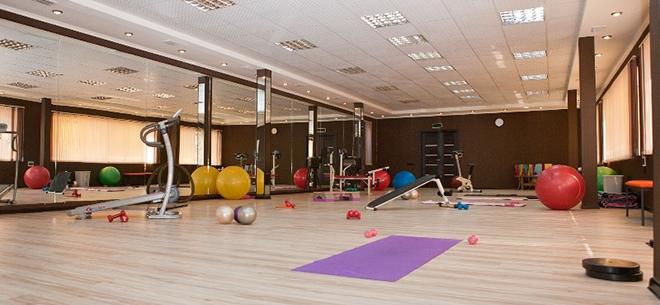 Фитнес-клуб Sport Line Z