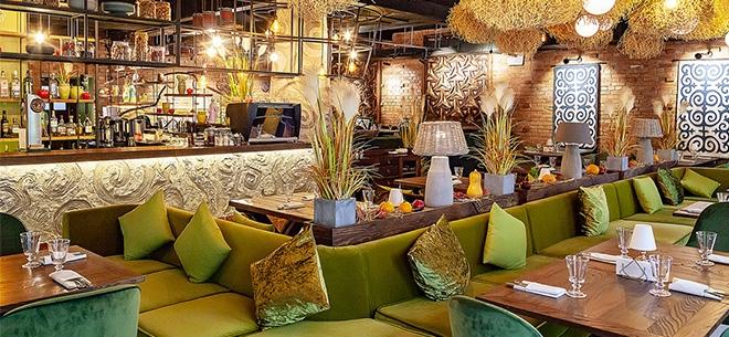 Ресторан Qaimaq, 1