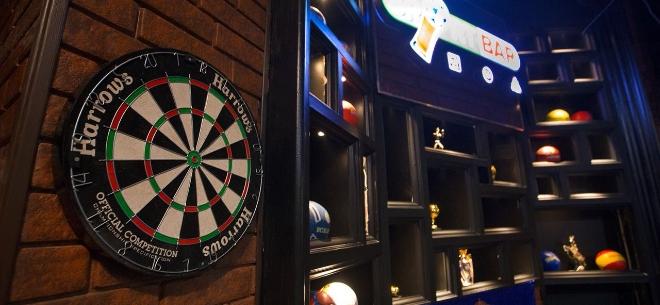 The sport bar, 4