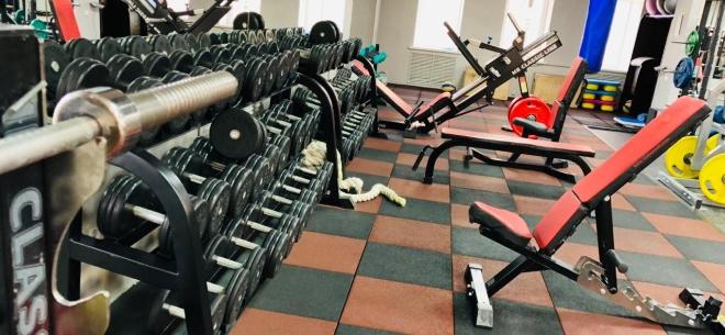 Тренажерный зал Iron Club, 3