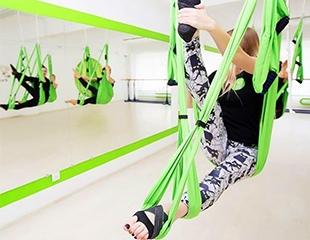 Шпагат за 36 часов, стретчинг, здоровая спина и многое другое от Школы шпагата Анны Частухиной в БЦ Bayzak!